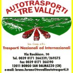 Autotrasporti Tre Valli