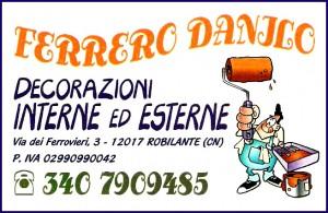 Ferrero Danilo Decorazioni