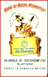 Macelleria Da Giorgio